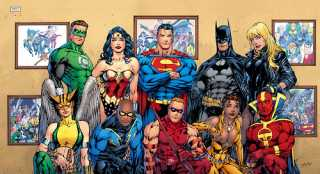 Chairwoman of the Justice League