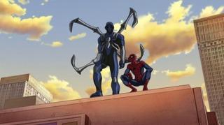 Spider Team-Up