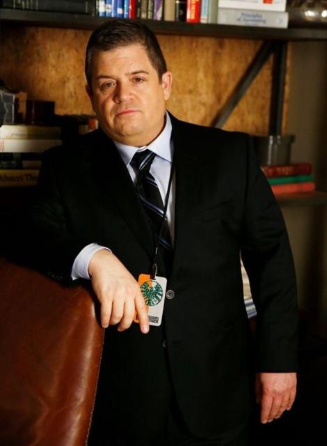 Patton Oswald as Agent Eric Koenig