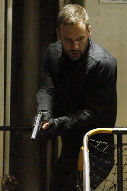 Nick Blood as Lance Hunter