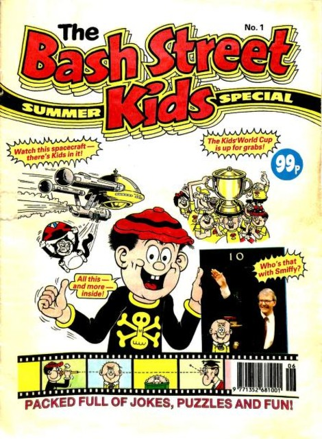 The Bash Street Kids Summer Special