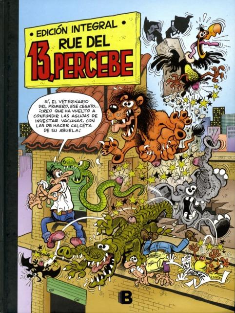 13, Rue del Percebe (Edición integral)