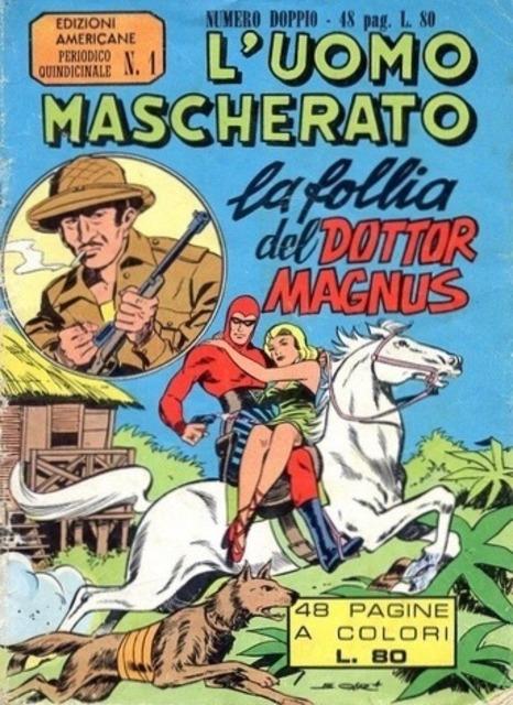 L'Uomo Mascherato