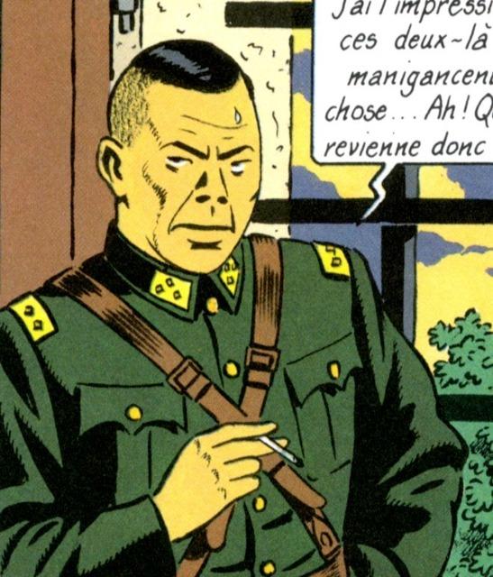 Capitaine Li