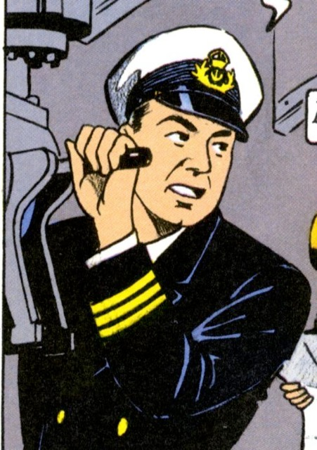 Commandant du sousmarin
