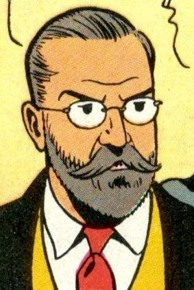 Professor Labrousse