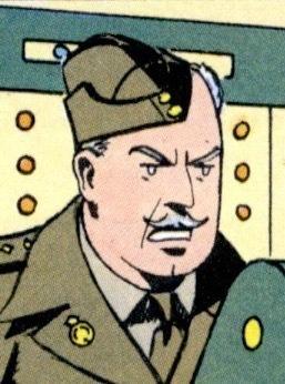 Capitaine Manderton