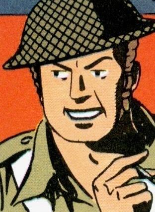 Lieutenant Brady