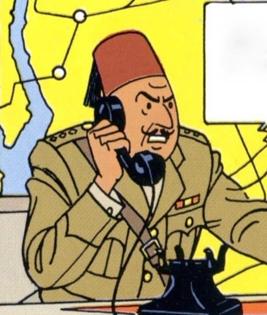 Commissaire Kamal