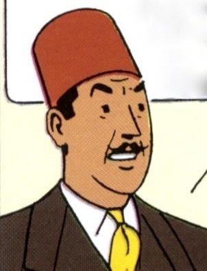 Professeur Ahmed Rassim Bey