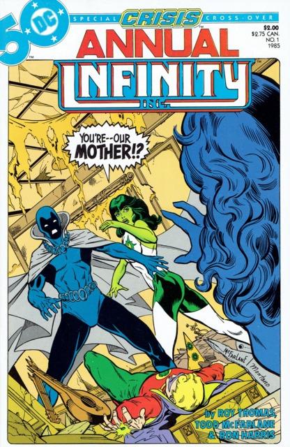 Infinity, Inc. Annual
