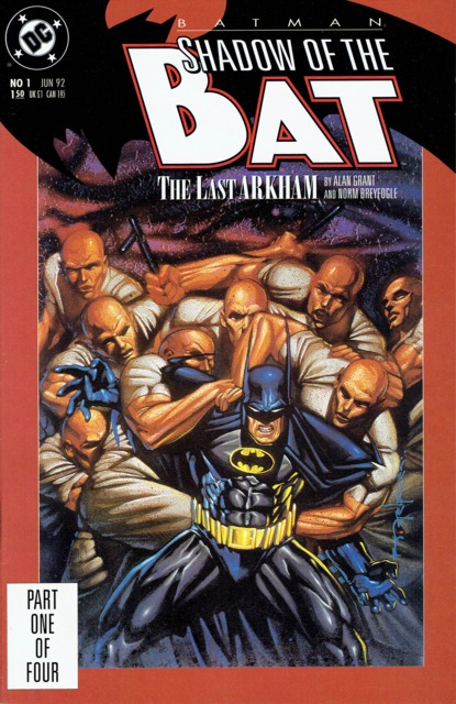 Batman: Shadow of the Bat