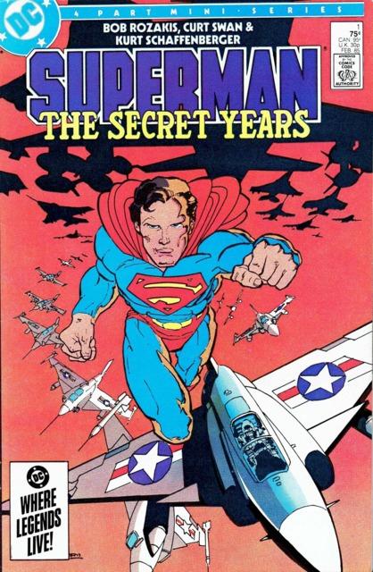 Superman: The Secret Years