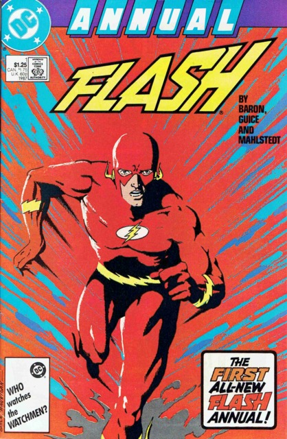 The Flash Annual