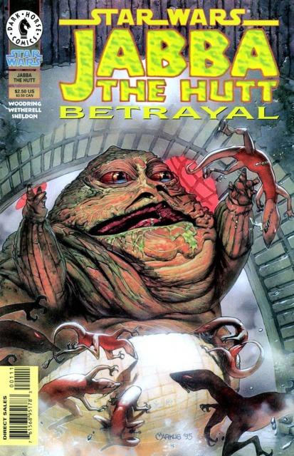 Star Wars: Jabba The Hutt - Betrayal