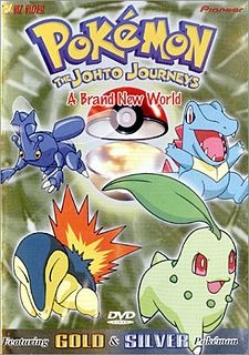 Pokémon: The Johto Journeys