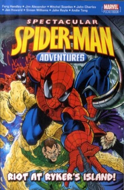 Spectacular Spider-Man Adventures: Riot at Ryker's Island!