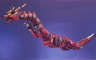 Dragon Thunderzord