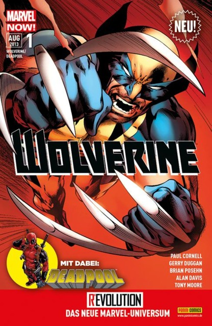 Wolverine/Deadpool