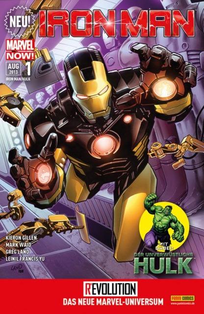 Iron Man/Hulk