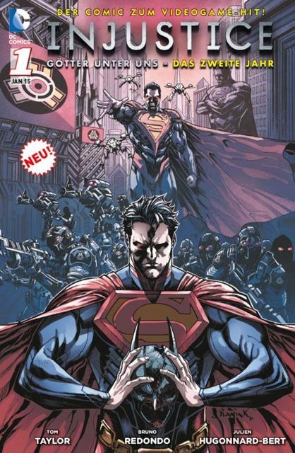 Injustice: Götter Unter Uns - Das Zweite Jahr