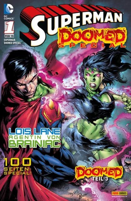 Superman: Doomed Special
