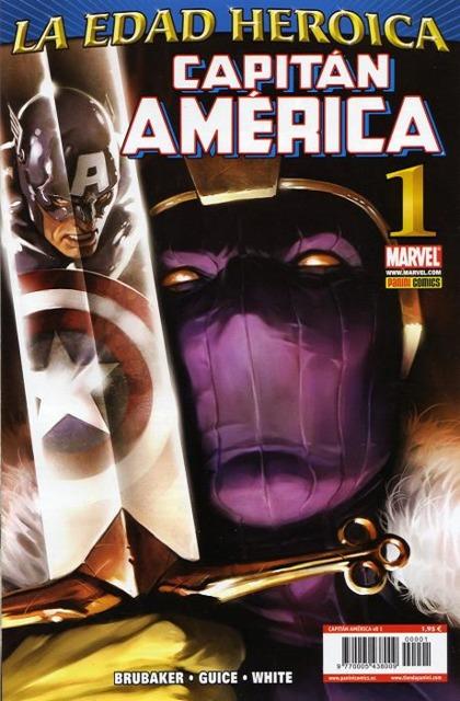 Rogers - Wilson: Capitán América