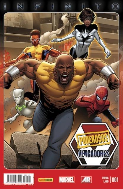 Capitán América y Los Poderosos Vengadores