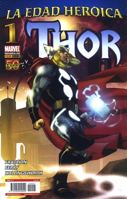 Thor: Diosa del Trueno