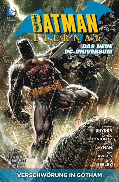 Batman Eternal: Verschwörung In Gotham