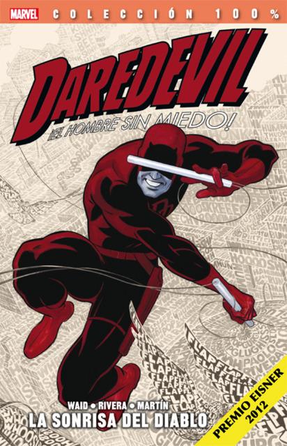 100% Marvel. Daredevil: El Hombre sin Miedo