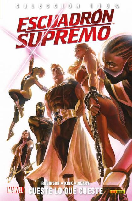 100% Marvel. Escuadrón Supremo