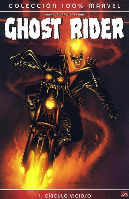 100% Marvel: Ghost Rider
