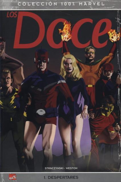 100% Marvel: Los Doce