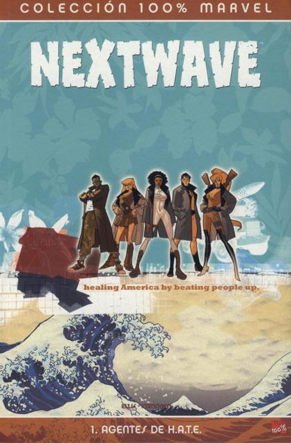 100% Marvel: Nextwave