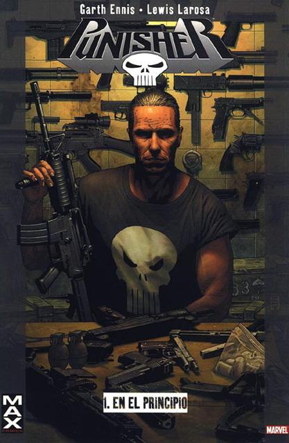 100% MAX: Punisher