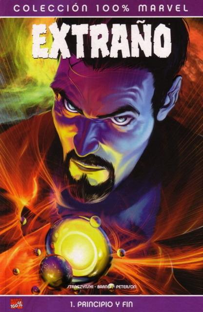100% Marvel: Extraño: Principio y Fin