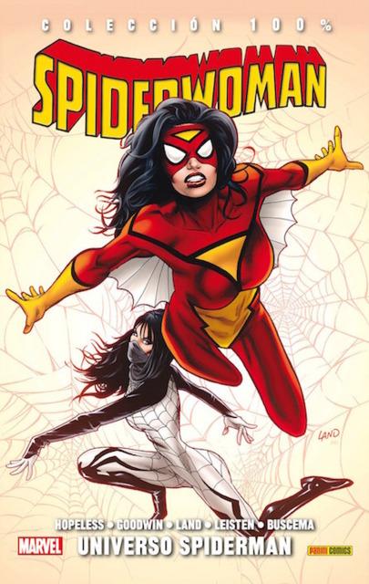 100% Marvel. Spiderwoman