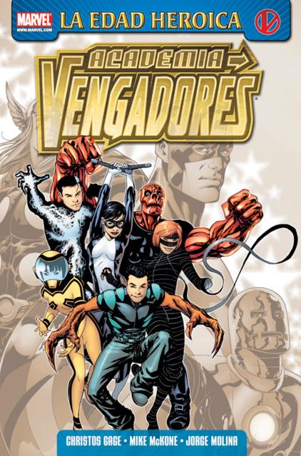 Academia Vengadores