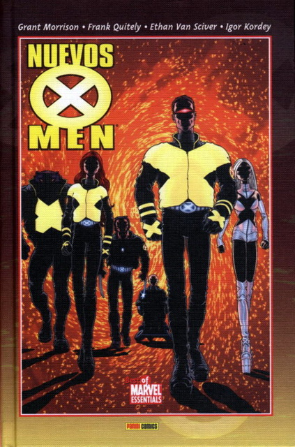 Best of Marvel Essentials: Nuevos X-Men