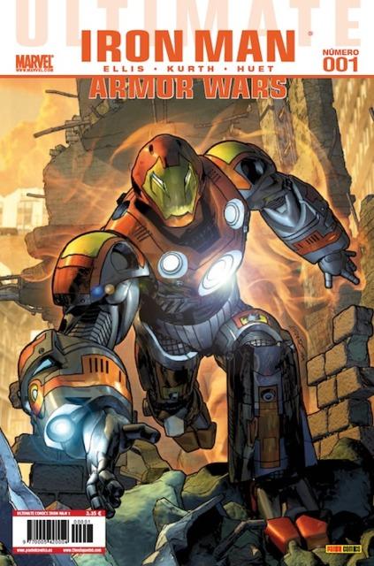 Ultimate Comics. Iron Man: Armor Wars