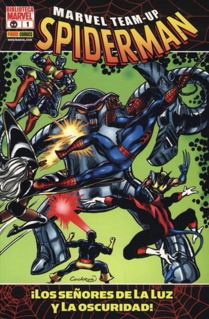 Spiderman: Marvel Team-Up