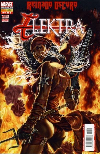 Reinado Oscuro: Elektra