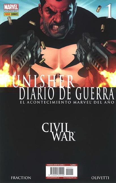 Punisher: Diario de Guerra
