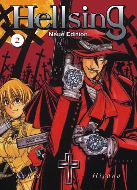 Hellsing - Neue Edition