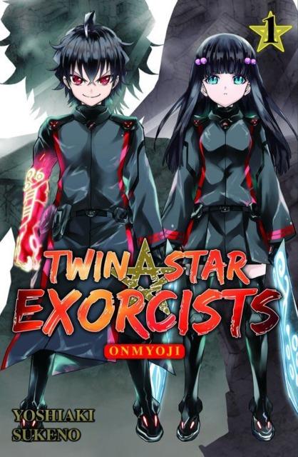 Twin Star Exorcists: Onmyoji