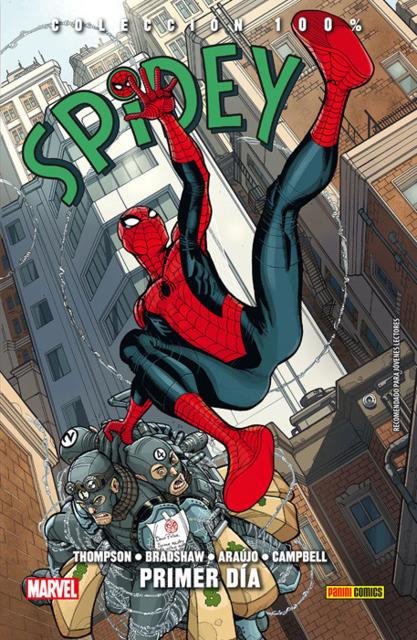 100% Marvel HC. Spidey