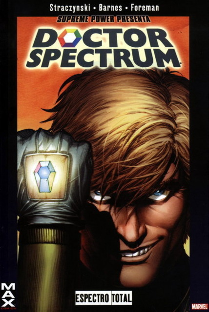 100% MAX. Supreme Power Presenta: Doctor Spectrum