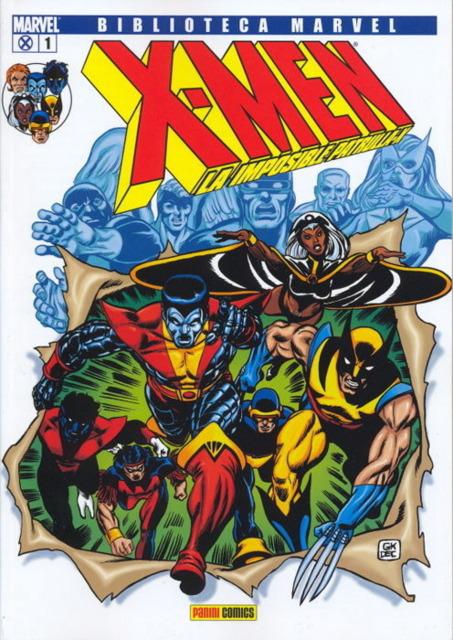 Biblioteca Marvel: X-Men