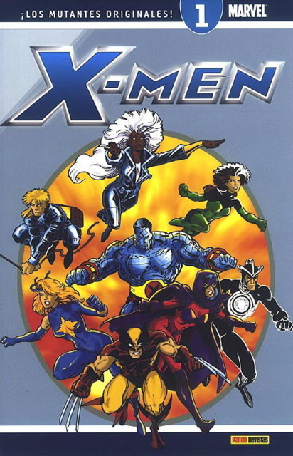Coleccionable X-Men